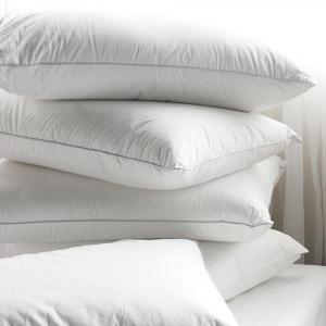Подушка лебяжий пух гостиница премиум
