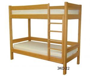 Кровать 2 яруса АНТИВАНДАЛЬНАЯ