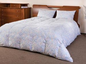 Пуховое одеяло люкс
