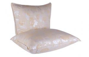 Пуховая подушка люкс