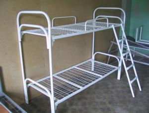Металлическая кровать М3