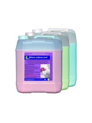 Кондиционер-нейтрализатор щелочности для деликатных тканей и пуховиков Millora softener prof
